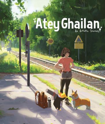 Atey Ghailan: An Artistic Journey – PRE-ORDER!