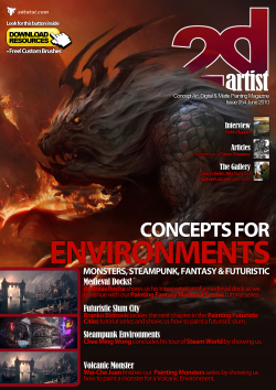 2DArtist: Issue 054 - June 2010 (Download Only)