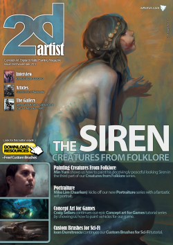 2DArtist: Issue 059 - November 2010 (Download Only)