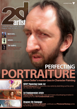 2DArtist: Issue 063 - March 2011 (Download Only)