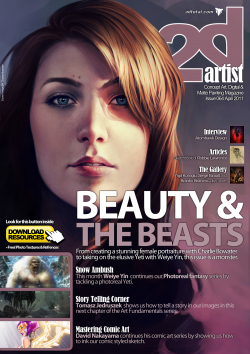 2DArtist: Issue 064 - April 2011 (Download Only)