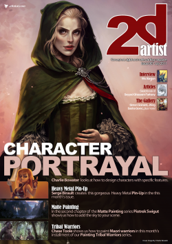2DArtist: Issue 067 - July 2011 (Download Only)