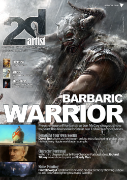 2DArtist: Issue 069 - September 2011 (Download Only)