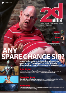 2DArtist: Issue 070 - October 2011 (Download Only)