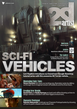 2DArtist: Issue 071 - November 2011 (Download Only)