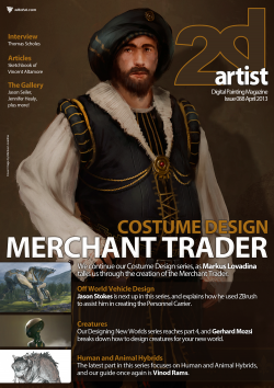 2DArtist: Issue 088 - April 2013 (Download Only)