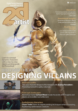 2DArtist: Issue 090 - June 2013 (Download Only)