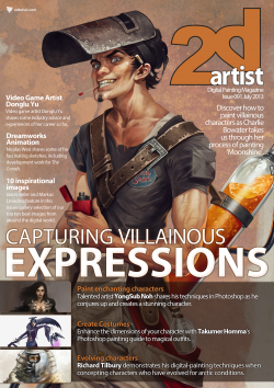 2DArtist: Issue 091 - July 2013 (Download Only)