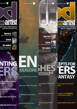 2DArtist Back Issues - 2011 (Download Only)