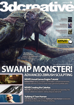 3DCreative: Issue 063 - November 2010 (Download Only)