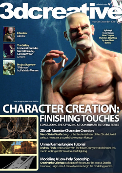 3DCreative: Issue 064 - December 2010 (Download Only)
