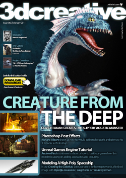 3DCreative: Issue 066 - February 2011 (Download Only)