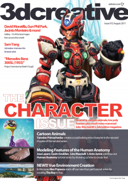 3DCreative: Issue 072 - Aug2011 (Download Only)