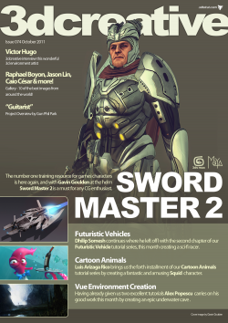 3DCreative: Issue 074 - Oct2011 (Download Only)