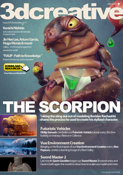 3DCreative: Issue 075 - Nov2011 (Download Only)