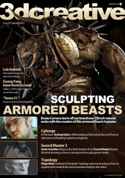 3DCreative: Issue 077 - Jan2012 (Download Only)