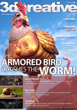 3DCreative: Issue 079 - Mar2012 (Download Only)