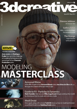 3DCreative: Issue 081 - May2012 (Download Only)