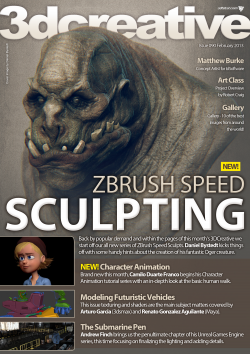 3DCreative: Issue 090 - Feb2013 (Download Only)