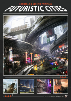 3DTotal's Painting Futuristic Cities (Download Only)