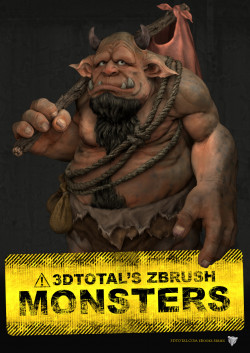3DTotal's ZBrush Monsters (Download Only)