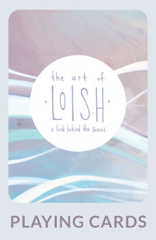 The Art of Loish - Playing cards