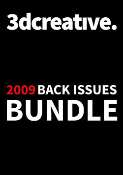 3DCreative Back Issues - 2009 (Download Only)