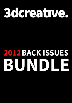 3DCreative Back Issues - 2012 (Download Only)