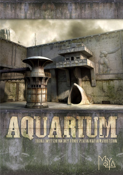 Aquarium - Maya (Download Only)