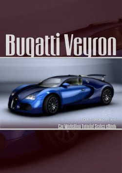 Bugatti Veyron - Softimage XSI (Download Only)