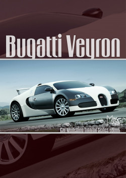 Bugatti Veyron - Maya (Download Only)
