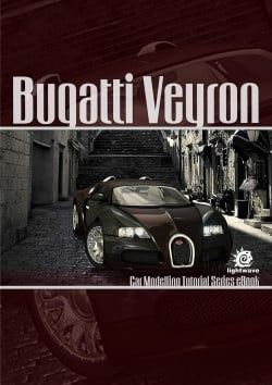 Bugatti Veyron - LightWave (Download Only)