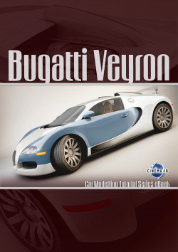 Bugatti Veyron - Cinema 4D (Download Only)