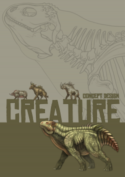 Creature Concept Design (Download Only)