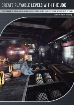 Create playable levels with the UDK (Download Only)
