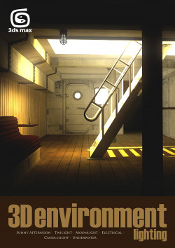3D Environment Lighting - 3ds Max  (Download Only)