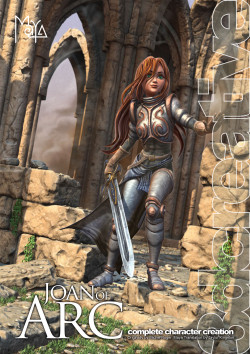 Joan of Arc - Maya (Download Only)