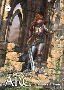 Joan of Arc - LightWave (Download Only)