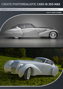 Create photorealistic cars in 3ds Max (Download Only)