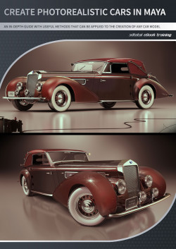 Create photorealistic cars in Maya (Download Only)