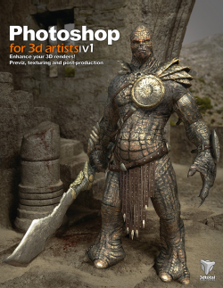 Photoshop for 3D Artists - Volume 1