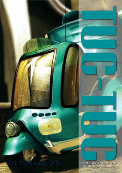 Tuc Tuc - Softimage XSI (Download Only)