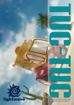 Tuc Tuc - LightWave (Download Only)
