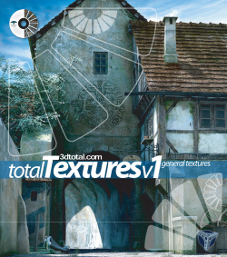 "Total Textures V01:R2 - ""General Textures"" (Download Only)"