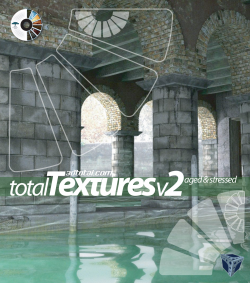"Total Textures V02:R2 - ""Aged & Stressed"" (Download Only)"
