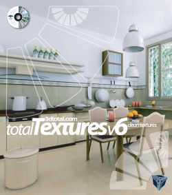 "Total Textures V06:R2 - ""Clean Textures"" (Download Only)"