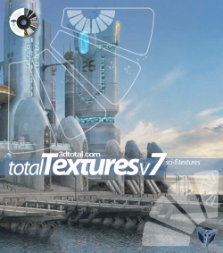 "Total Textures V07:R2 - ""Sci-fi"" (Download Only)"