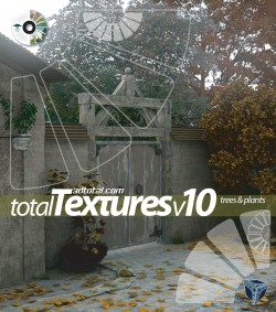 "Total Textures V10:R2 - ""Trees & Plants"" (Download Only)"