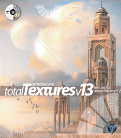 "Total Textures V13:R2 - ""Textures from around the World 2"" (Download Only)"