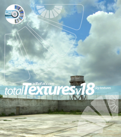 "Total Textures V18 - ""Sky Textures"" (Download Only)"
